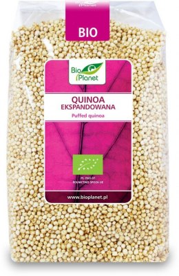 QUINOA EKSPANDOWANA BIO 150 g - BIO PLANET