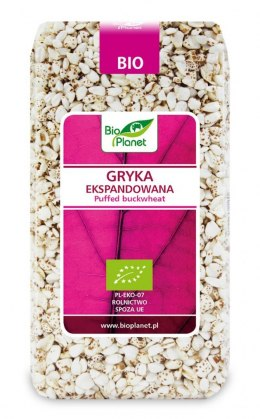 GRYKA EKSPANDOWANA BIO 50 g - BIO PLANET